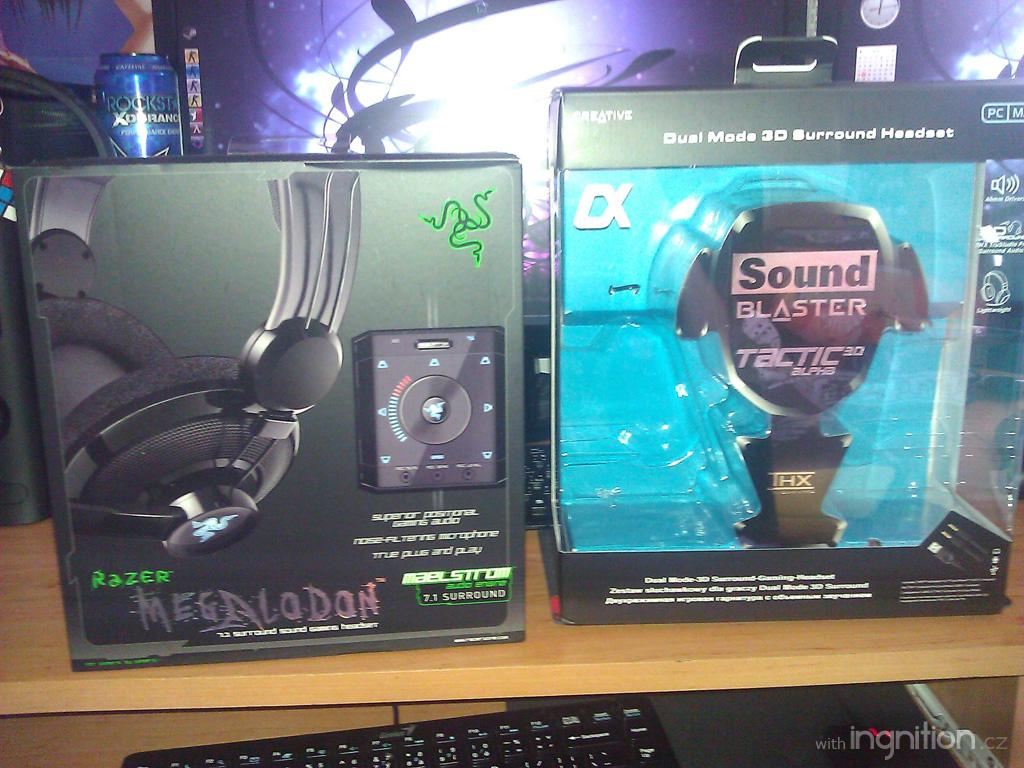 Sound Blaster Tactic3d Sigma драйвера