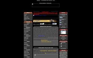 Podoba stránek webgta.ic.cz - Omlouvám se za nefunkční obrázky, nemám nahrazené prolinkování k existujícím souborům.